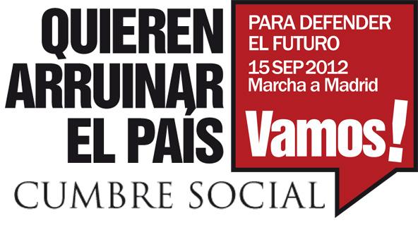 El sábado tod@s a Madrid!